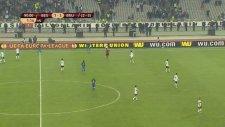 Beşiktaş 1-3 Club Brugge (Geniş Özet)