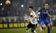 Beşiktaş 1-3 Club Brugge - Maç Özeti (19.03.2015)