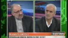 Mustafa İslamoğlu'ndan Said Nursi Ve Mevlana'nın Şirk Sözlerine Ağır Tenkitler
