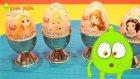 Disney Prensesler Sürpriz Yumurta - Sürpriz Yumurta Avcısı - YumYum Tivi