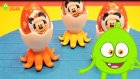 Miki Fare - Mickey Mouse - Sürpriz Yumurta Avcısı - YumYum Tivi