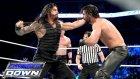 Roman Reigns vs. Kane & Seth Rollins: SmackDown, March 19, 2015