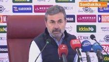 Kardemir Karabükspor-Torku Konyaspor Maçının Ardından - Aykut Kocaman
