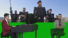 Enstrümantal Dizi Müzik SUNGURLAR Jenerik Film Tema Fon Müziği Melodik Karaoke Piyano Giriş Şarkı