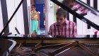 "Violetta 2: Leon canta al piano ""Entre dos mundos"" (Ep. 33) HD"
