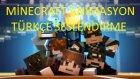 Minecraft Animasyon - Türkçe Seslendirme #7 ~ Kış Ayı ve Zorlukları