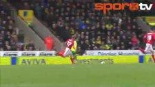 Cameron Jerome'dan Championship'i sallayan gol!