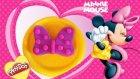 Play Doh Hamur Oyunu ile Minnie Mouse Pasta Yapımı Oyun Hamuru TV Videoları