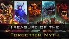 Dota 2 Chest Opening: Treasure of the Forgotten Myth