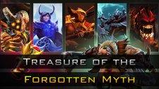 Dota 2 Chest Opening: Treasure of the Forgotten Myth