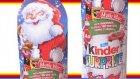 Kinder Yılbaşı Sürpriz Yumurtalar Oyuncak Açma 2015 (1.Bölüm) Oyun Hamuru TV Videoları