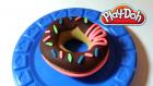 Play Doh Oyun Hamuru ile Donut Yapımı