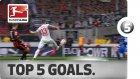 Almanya Ligi'nde haftanın golleri