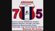 Serhat Ardahan Spor - Mehmet Ali Arslan Videos