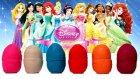 Oyun Hamuru Sürpriz Yumurtalar Karlar Ülkesi Elsa Anna, Prenses Sofya & Disney Oyuncak Bebek