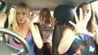 3 Kız 1 Popo Ortalığı Yaktı Geçti!