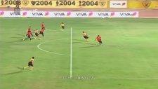 Arap Futbolcu Messi Golü Attı! Arap Spiker Kendinden Geçti!