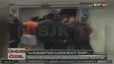 BJK TV, Emre-Bilic olayının görüntülerini yayınladı