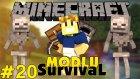 Minecraft Modlu Survival - Wayne Malikanesi - Bölüm 20