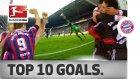 Bayern Münih'in unutulmaz 10 golü