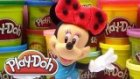 Minnie Mouse Play Doh Oyun Hamuru