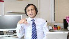 Op.Dr.Muharrem Kuzkaya, erken teşhiste kolonoskopinin önemini anlattı