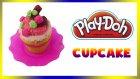 Play Doh Cupcake Oyun Hamuru Pasta Yapımı Oyun Hamuru TV Hamur Oyunları