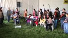 Umudun Çocukları Orkestrası 2. Sanat meclisi Buluşması Gazi Mahallesi