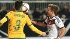 Almanya 2-2 Avustralya - Maç Özeti (25.3.2015)