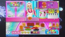 Barbi Hamburger Yap Oyunu Oyna, Merve Oyunlar, Flash Oyunlar