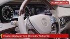 Yayaları Algılayan Yeni Mercedes Türkiye'de
