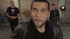 Dani Alves klip yıldızı oldu!