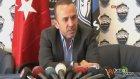 Mehmet Özdilek: 'Erciyesspor Ligde Kalabilir'