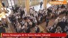 Edirne'deki Tarihi Sinagogda 46 Yıl Sonra Bir İlk