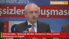 Kılıçdaroğlu Genç İşsizlerle Buluştu, En Büyük Şikayet Kamudaki 'Torpil'