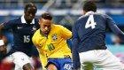 Fransa 1-3 Brezilya (Maç Özeti)