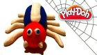 Oyun Hamuru Örümcek Yapımı Hamur Oyunları Oyun Hamuru TV Videoları