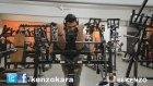 Biceps için Preacher Curls - Daha Büyük Kollar için Biceps Curl - Kol Kas Geliştirme - KENZO KARAGÖZ