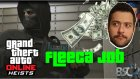 GTA 5 Online Heist - Küçük Banka Soygunu! Fleeca Job #1