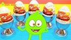 Arabalar - Cars - 5 Yumurta açımı - Sürpriz Yumurta Avcısı - YumYum Tivi