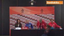 Hollanda-Türkiye Milli Maçına Doğru - Hiddink-Sneijder