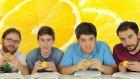 Limon Yeme Yarışması (İzleyicilerle Kapışma)