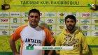 Antalya FC vs Captanlar FC Basın Toplantısı / Antalya / iddaa RakipBul Ligi 2015 Açılış Sezonu