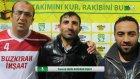 Buzkıran İnşaat-Girona FC macın röportajı / antalya /