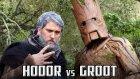 Hodor Ve Groot'dan Eğlenceli Rap Savaşı