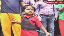 3 Yaşındaki Hintli Kız, Okçuluk Rekoru Kırdı