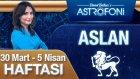 ASLAN burcu haftalık yorumu 30 Mart 2015-5 Nisan 2015