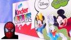 Kinder Sürpriz Yumurta Videoları Sürpriz Mickey Mouse Oyuncaklar
