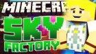 Minecraft: SkyFactory - Bölüm 6 - Adam Prof!