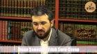 Seccadeler Üzerindeki Sûretler | İhsan Şenocak Hoca
